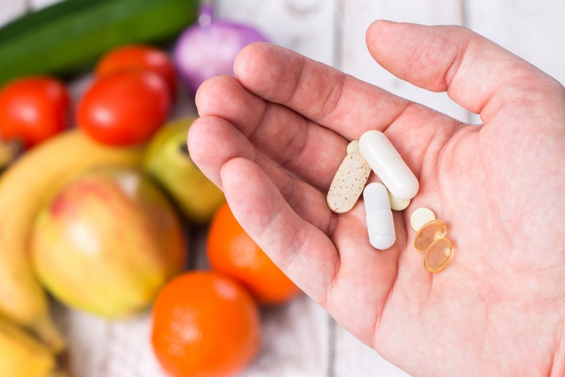 Why Vitamins Are Vital for Today's Season