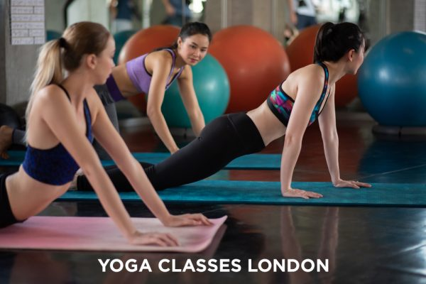 How You Can Services from Yoga Classes London?